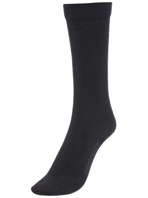 Icebreaker Lifestyle Ultralight Crew Socks Women black
